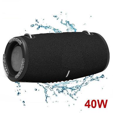 Yilnesye 40W High Power Bluetooth Speakers Subwoofer