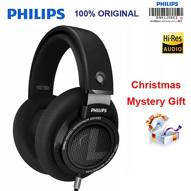 Philips SHP9500 Professional Wired Headphones On Ear