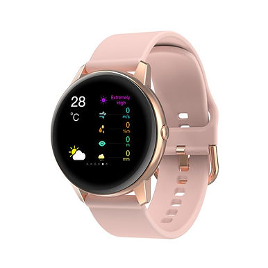 """Gandley R3 Smart Watches 1.3"""" HD Fitness Tracker with Heart Rate Blood Pressure"""