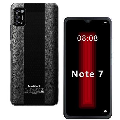 CUBOT Note 7 Smartphone 6.1Inch Unlocked 4G / 16 GB Rom - Dual Sim