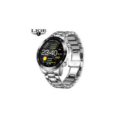 """LIGE C2 1.3""""HD Smart Watch With Blood Pressure/ Heart Rate For iOS & Android"""