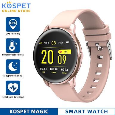KOSPET Magic 1.3' Smart Watch Heart Rate Monitor / Blood Oxygen /Fitness Tracker
