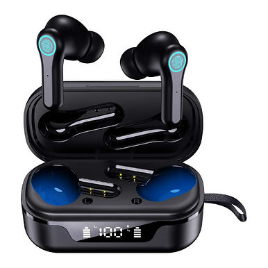 M20pro Bluetooth Earbuds/ 30hours Playtime/ HD Stereo Sound - Black