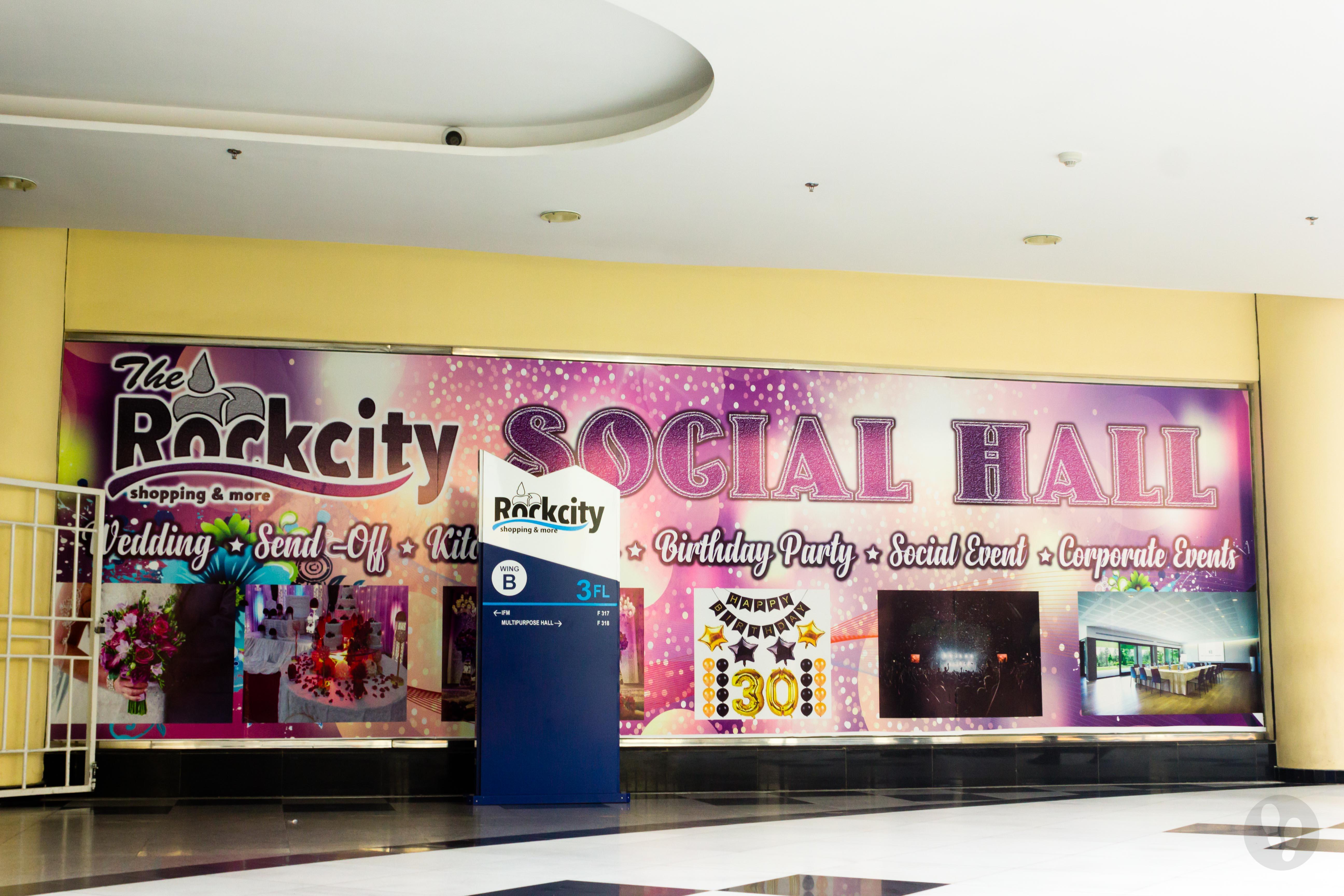 Social Halls