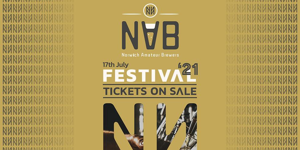 Norwich Amateur Brewers Festival 2021