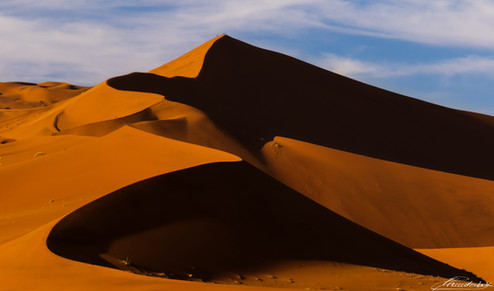 Namib shadows