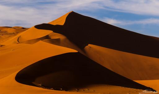 Namib shadows