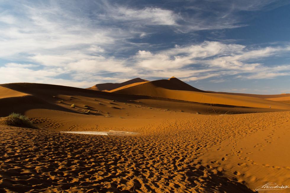 The desert Way