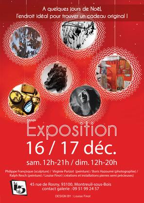 """Exposition Noël """"45"""" 2017"""