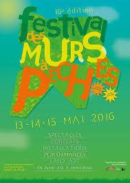 Festival des Murs à Pêches - 2016