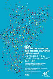 Portes ouvertes des ateliers d'artistes de Montreuil - 2017