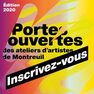 Portes Ouvertes des ateliers d'artistes de Montreuil 2020
