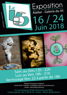 "Exposition ""45"" 2018"