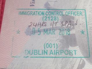 Drama in Dublin