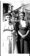 Alice Johnson & Pauline Johnson