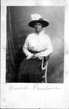Family Protector; Pauline Johnson Ferguson Hardy