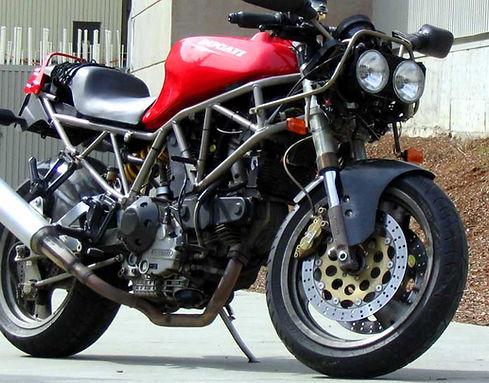 Motorcycle, Ducati