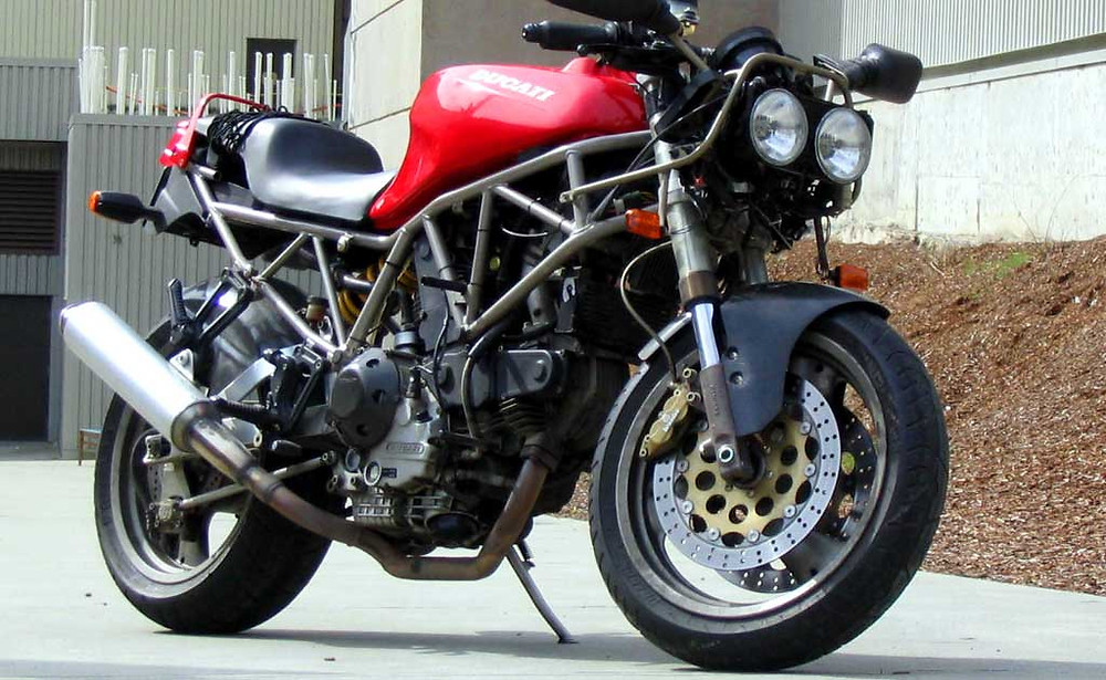 Ducati Gearheads Workshops in Los Angeles