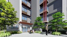 台南市新市區信義街公寓住宅                  (預定2021年末公開)