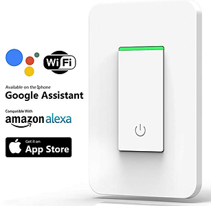 Intelligent Wi-Fi Switch Gen1