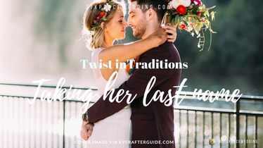 twist in traditions