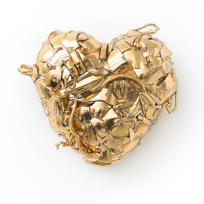 GOLD HEART (H13)