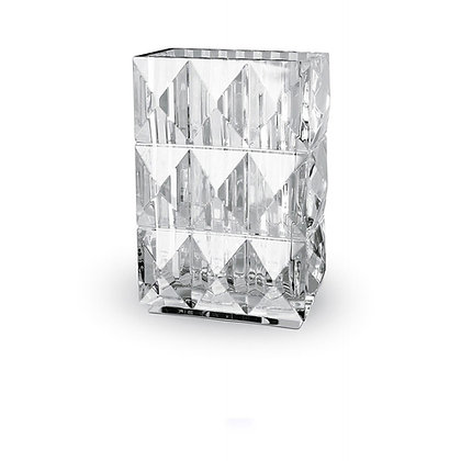 LOUXOR VASE (CLEAR) by BACCARAT