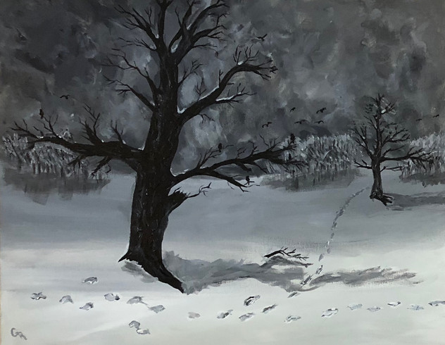 white cold 2015