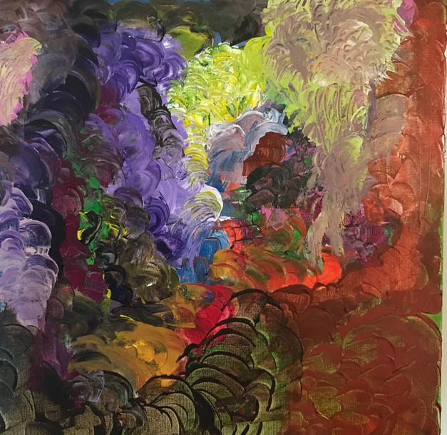 Exprimental Canvas 2015