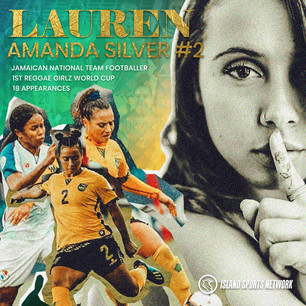 Lauren Sliver - Jamaica Girls Football