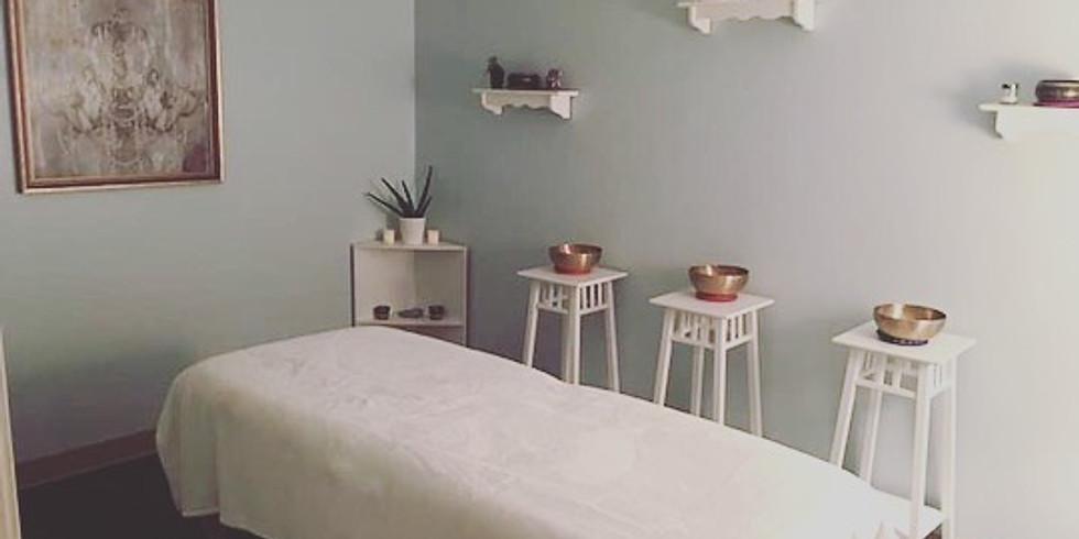 Mini Vibrational Massage/Numerology Sessions