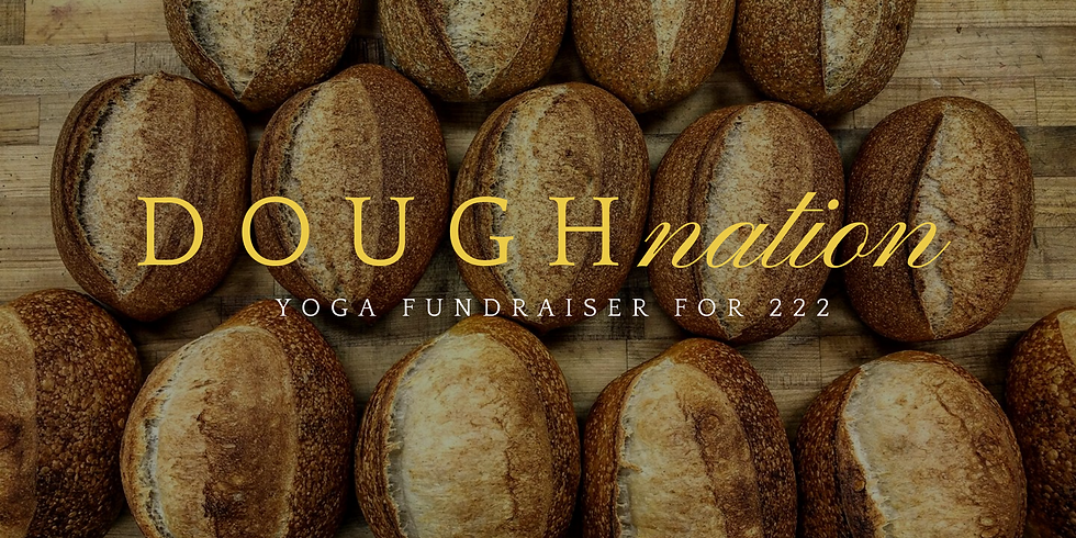 DoughNation: Yoga Fundraier
