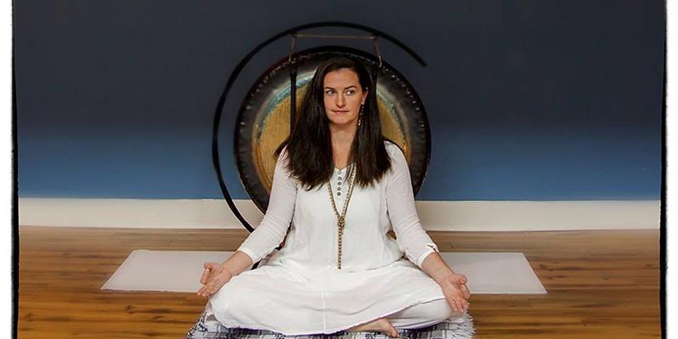 Sound Healing with Dev