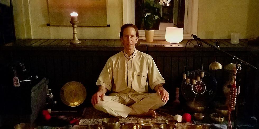 Sanctuary Sound Meditation with Mark Biehl