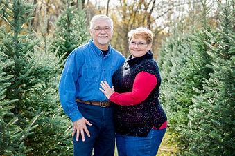 Ken and Mary Joyner