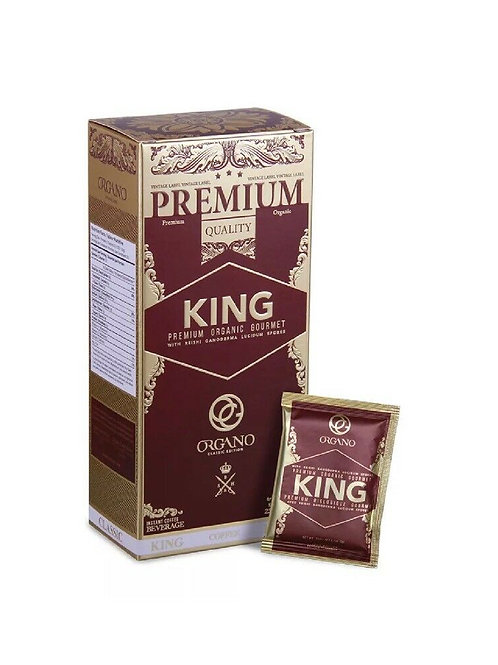 Organ Premium Gourmet Organic King of Coffee