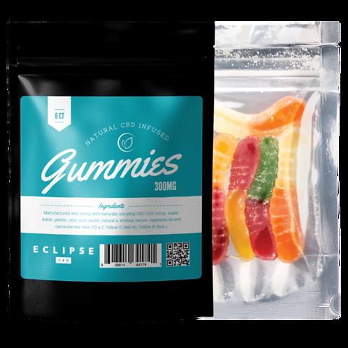 Eclipse CBD Gummy Worms