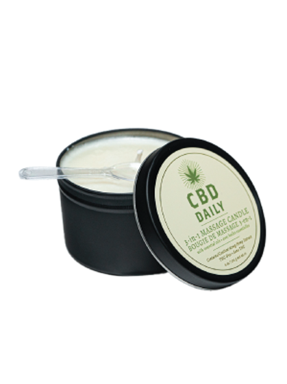CBD Daily 3-in-1 Massage Candle