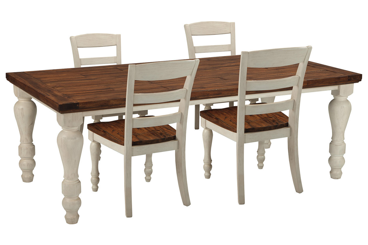 Marsilona 5-Piece Dining Set ITEM# - APG