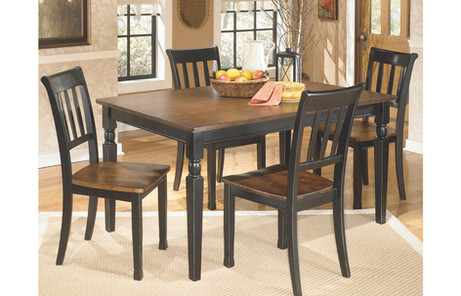 Owingsville 5-Piece Dining set ITEM# - A