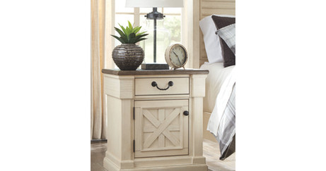 Bolanburg Queen Bed with 2 Nightstands I