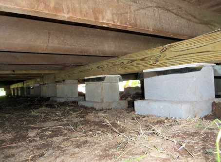 Common Pier and Beam Foundation Problems