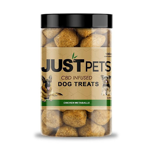 Just Pets CBD Treats For Dogs