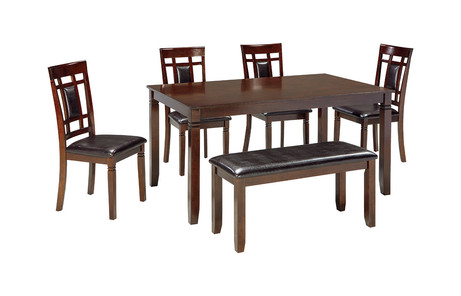 Bennox Dining Room Table and Chairs with