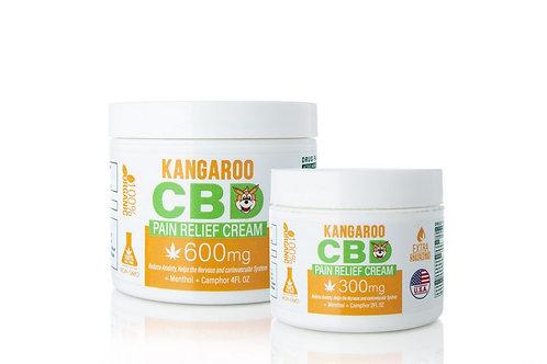 Kangaroo CBD Pain Relief Cream 300mg