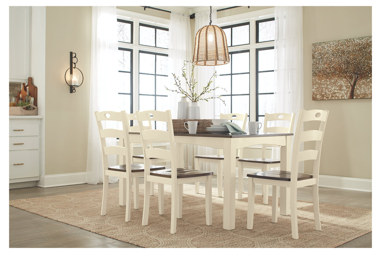 Woodanville Dining Room Table and Chairs