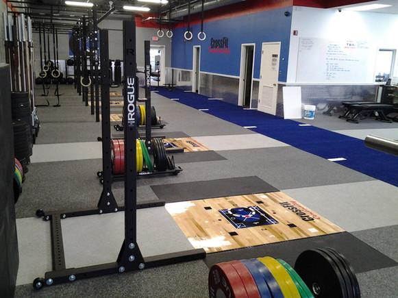 CrossFit Continuity