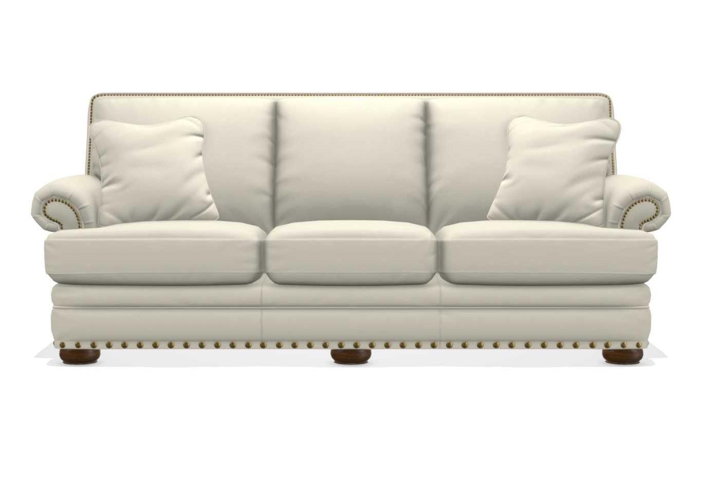 Brennan Premier Sofa w/ Brass Nail Head