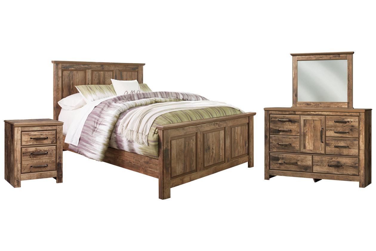Blaneville 6-Piece Queen Bedroom ITEM# -