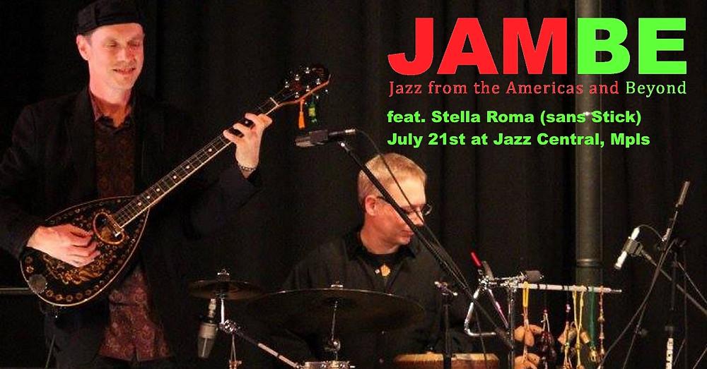 JAMBE feat StellaRoma